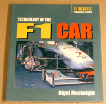 TECHNOLOGY OF THE FORMULA ONE CAR (MacKnight)